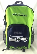 NFL Seattle Seahawks Echo Bungee Style Backpack