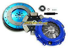FX STAGE 3 CLUTCH KIT& ALUMINUM FLYWHEEL RSX TSX ACCORD CIVIC Si K20A2 K20A3 K24