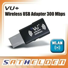 VU+ Wireless USB Adapter 300 Mbps WLAN Stick WPS Setup Wifi-Bridge