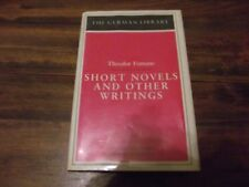 German Library: Short Novels and Other Writings Vol. 46 by Theodor Fontane HC 19
