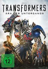 DVD * TRANSFORMERS 4 : ÄRA DES UNTERGANGS # NEU OVP =