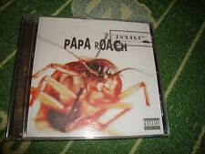 PAPA ROACH cd INFEST free US shipping