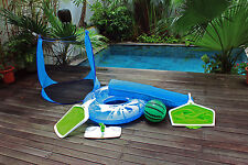 Pool Tote Swimming Pool Storage Bin For Beach Balls, Floats, Lounges & Games