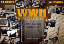 WWII Diaries: September 1939-September 1945 Complete (DVD, 2014, 19-Disc Set)