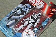 "Star Wars The Force Awakens FIRST ORDER STORMTROOPER SQUAD LEADER 3.75"" figure"