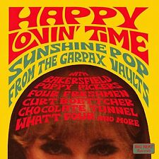 VA Happy Lovin' Time-Sunshine Pop from the Garpax Vau, CD New