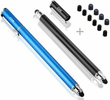 Bargains Depot (2 Pcs) [New Upgraded][0.18-inch Small Tip Series] 2-in-1 Stylus