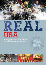The Real: USA Teller, Jackson Very Good Book