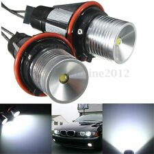 2X CREE LED Angel Eye Halo Bombilla para BMW E39/E53/E60/E61/E63/E64/E65/E66/E87