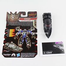 Transformers Move ROTF Scout Sonar Black Depthcharge Redeco
