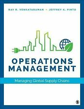 NEW - Operations Management: Managing Global Supply Chains