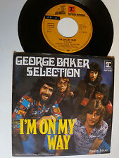 "GEORGE BAKER SELECTION : I'm on my way / Baby blue 7"" 1972 German REPRISE 14197"
