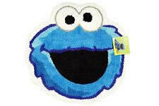 Sesame Street Cookie Monster Bath Rug Child Playroom - FUN! Non-Slip
