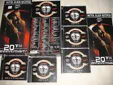 Metal Blade Box Set 20th Anniversary (9xCDs + 1 DVD)