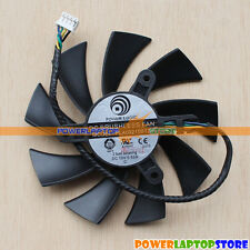 PLA09215B12H 87mm GPU Fan For MSI N560 570 580GTX HD6870 GTX 460 Graphics Card