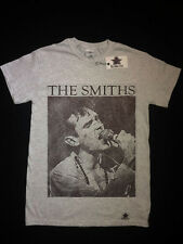 THE SMITHS GREY ROCK INDIE T-SHIRT SMALL