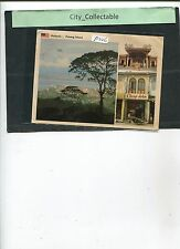 P226 # MALAYSIA USED PICTURE POST CARD * PENANG SCENERIES