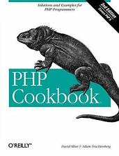 PHP Cookbook: Solutions and Examples for PHP Programmers Trachtenberg, Adam, Sk