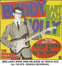 Buddy Holly Very Best Greatest HitsCollection RARE 2CD 50's Rock & Roll Crickets