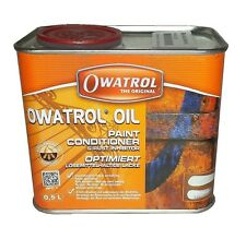 Owatrol Oil Paint Conditioner and Rust Inhibitor - 500ml