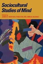 Sociocultural Studies of Mind (Learning in Doing: Social, Cognitive and Computa