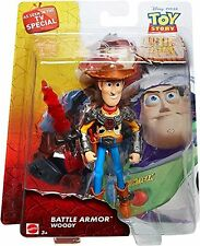 """Toy Story That Time Forgot - Battle Armor Woody Action Figure 5"""""""
