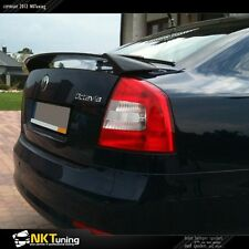 Skoda Octavia II - Rear boot spoiler RS (1649)