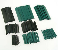 150 pcs 2 Colors 8 Sizes Assorted 2:1 Heat Shrink Tubing Wrap Sleeve Kit Nice r