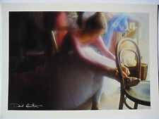 Carte Postale   DAVID  HAMILTON   Postcard   Danseuse  Femme  Woman