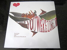 IF ONLY YOU WERE LONELY NEW 2004 LP (RICHARD HAWLEY, RON SEXSMITH, FRUIT BATS)