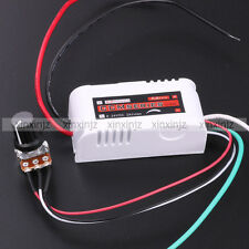 DC 12V 2A PWM Adjustable Motor Speed Controller for Brushless Fan New