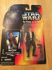 Star Wars Power Of The Force Han Solo