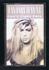 """""""Can't Fight Fate"""" by Taylor Dayne (1989, Cassette, Arista Records)"""