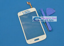 FOR SAMSUNG GALAXY CORE PLUS SM G350 G3500 TOUCH SCREEN DISPLAY VETRO WHITE