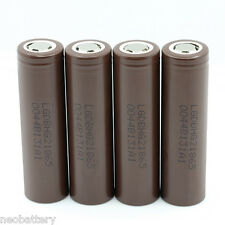 10X LG HG2 INR18650-HG2 3000mAh - 20A Lion Rechargeable Battery -