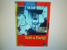 VHS= Totò a Parigi (1958) VHS=IL GRANDE CINEMA DI TOTO=FABBRI VIDEO