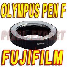 ANELLO ADATTATORE OBIETTIVI OLYMPUS PEN F FUJI FUJIFILM FOTOCAMERA X-A1 X-E1 X-M