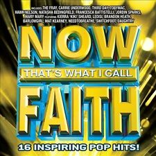 Various Artists Now Thats What I Call Faith CD