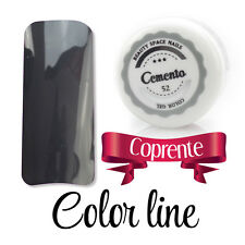 Color Line - 52 Cemento - glass effect - gel uv colorato 5ml