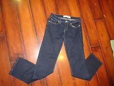 Women's Abercrombie & Fitch Fallon Jeans Size 4R 27X31 EUC!