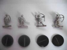 Hobbit bowmen, lord of the rings, LotR, Warhammer, metal Lot2
