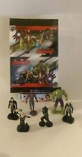 Marvel Avengers ( 6 Pack of Choc ) Eggs with Toy Surprise/Free 1 Kinder Choc Bar