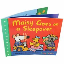 LUCY COUSINS __ MAISY GOES ON A SLEEPOVER ___ BRAND NEW ___ FREEPOST UK