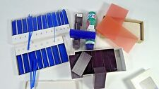 BIG LOT of Wax Assortment for Carving Making Jewelry Design Repair