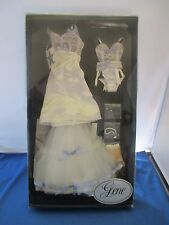 Gene Doll Outfit Lingerie Forget Me Not Lace Ashton Drake New in Box