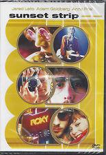 Dvd Video **SUNSET STRIP** con J.Leto A.Goldberg Anna Friel Nuovo Sigillato 2000