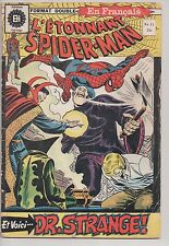 SPIDER-MAN #11 french comic français EDITIONS HERITAGE