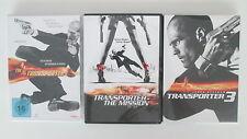 DVD - Transporter 1-3 (Jason Statham) (3-DVDs) / #8772