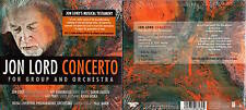 Jon Lord CD + DVD Concerto For Group And Orchestra DEEP PURPLE