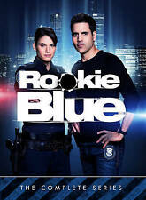 Rookie Blue: The Complete Series  DVD NEW